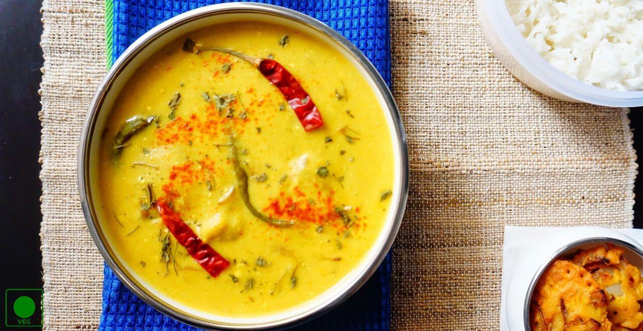 Singhare ki kadhi recipe indianrecipes recipes food vegetarian food forumfinder Gallery
