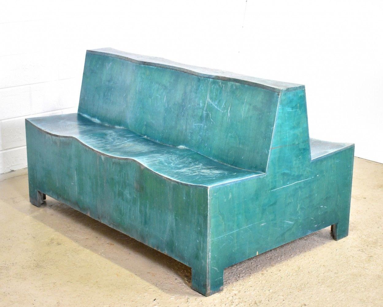 Piet Hein Eek Sofa 1990s Sofa Design Plywood For Sale Sofa Furniture
