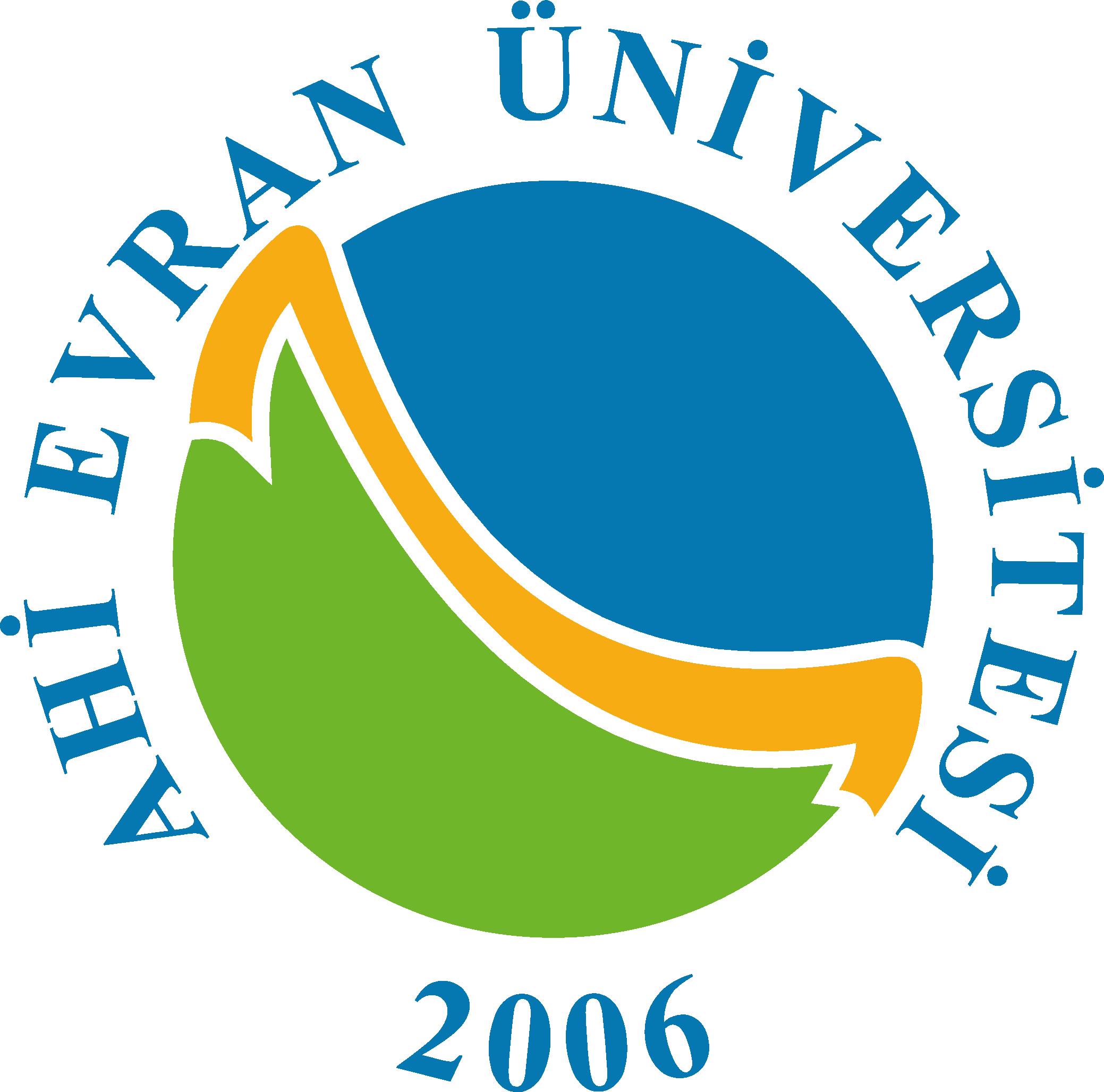 Ahi Evran Üniversitesi Logo Amblem Download Vector