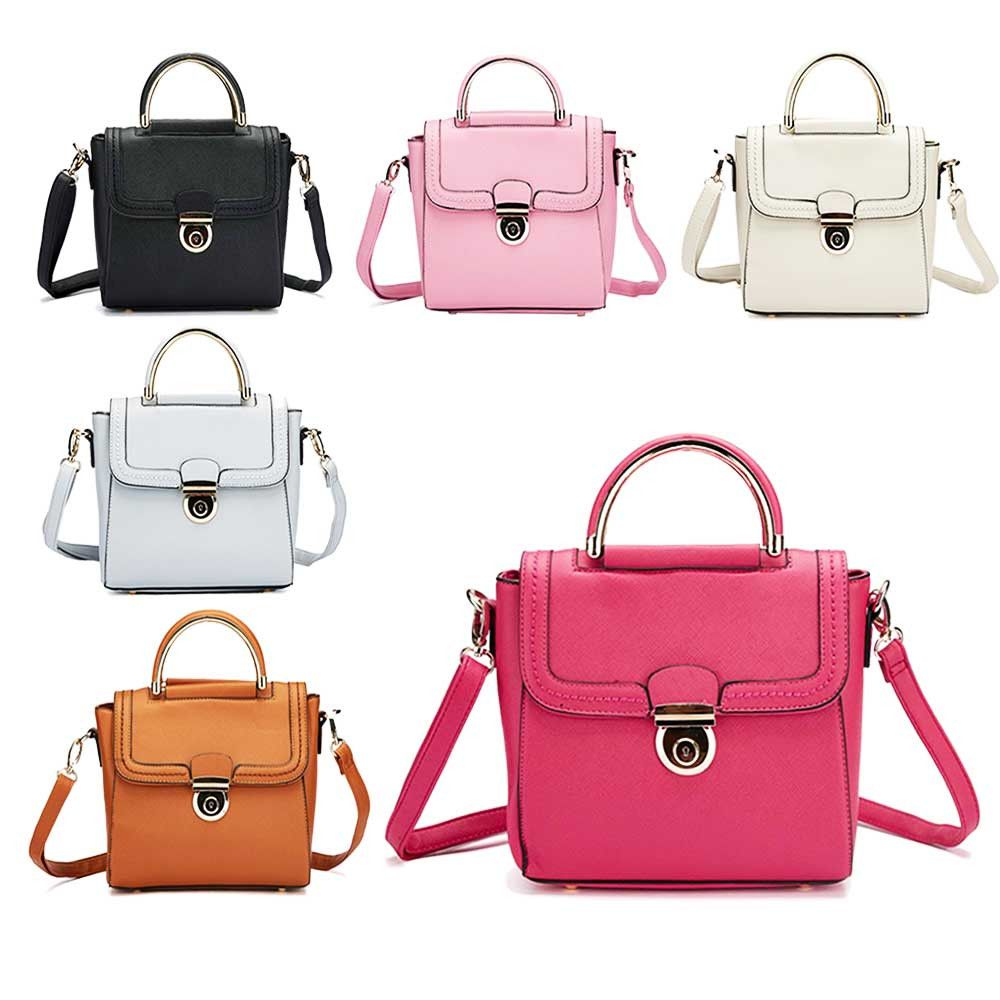 New Style Las Quality Faux Leather Handbag S Shoulder Bag Clothing