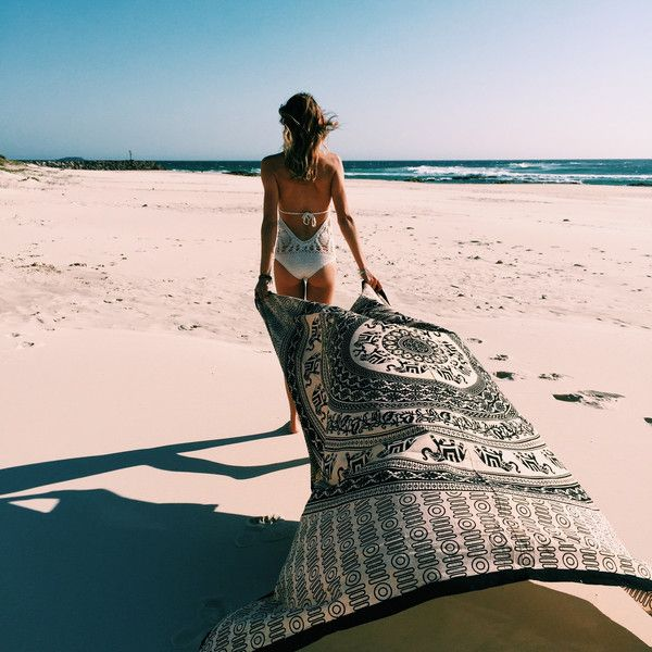 Blessing Beach Throw