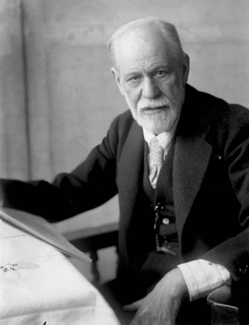 Uno es dueño de lo que calla y esclavo de lo que habla. Sigmund Freud