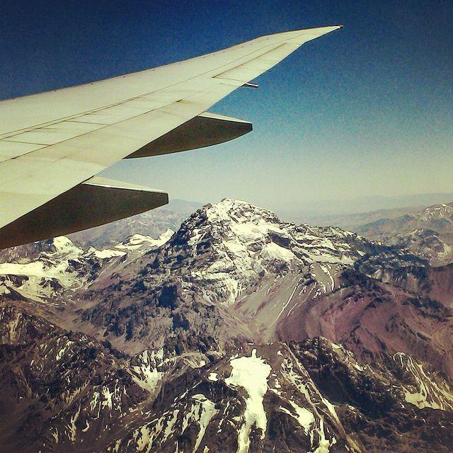 Um pouco da Cordilheira dos Andes (Chile). Leia no blog: http://www.sempreviajar.com.br