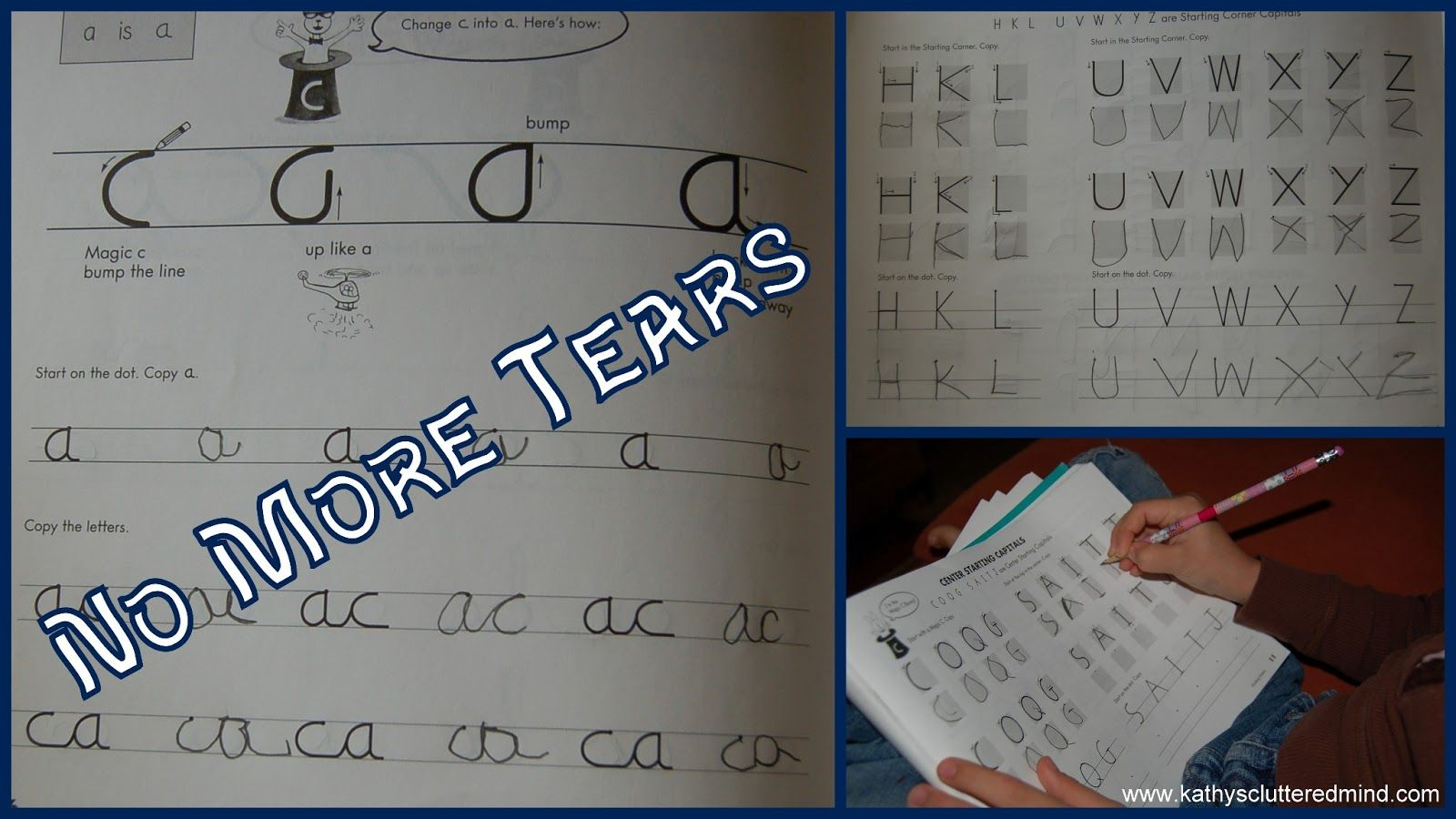 Review Handwriting Without Tears 2nd Grade Hsreviews Homeschool