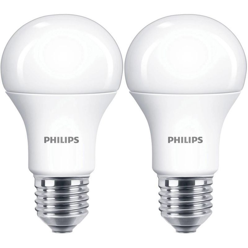 Ampoule Led E27 Philips Lighting 8718696586099 13 W 100 W Blanc