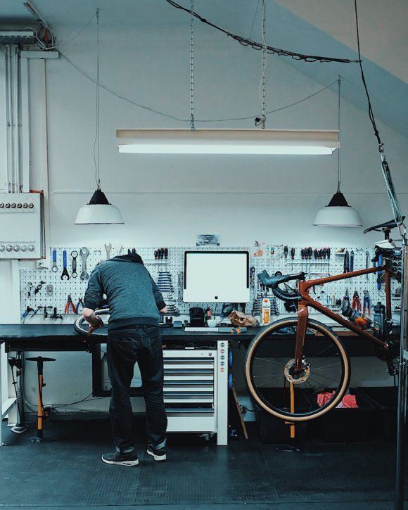 Garage Living Space Ideas