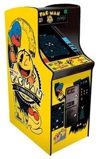 Pin na Automaty Arcade