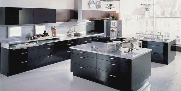 cocinas modernas minimalistas muebles Pinterest Cocina moderna