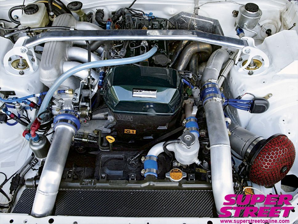 Superb Toyota Altezza Hks Engine