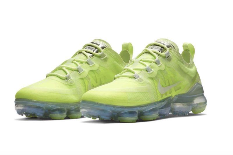 vapormax volt green