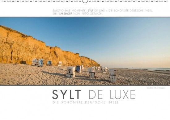 Man gönnt sich ja sonst nix:  Emotionale Momente: Sylt de Luxe - die schönste deutsche Insel.