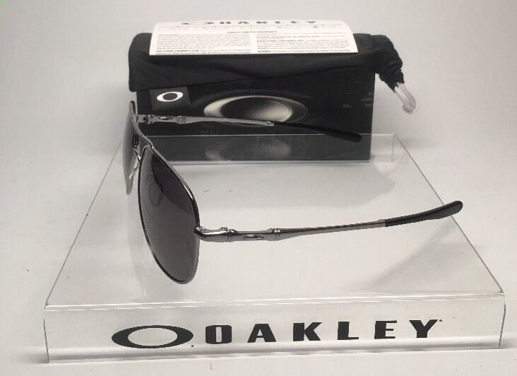 a932edea20 Oakley Sunglasses Elmont M Gunmetal W  Warm Grey Lenses OO4119-0158 ...