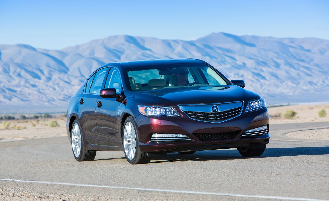 2020 Acura RLX Review, Pricing, and Specs Car, Car