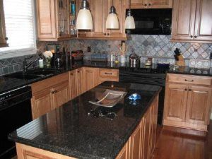 Pro 675063 B R Carpet Blue Springs Mo 64015 Granite Kitchen Counters