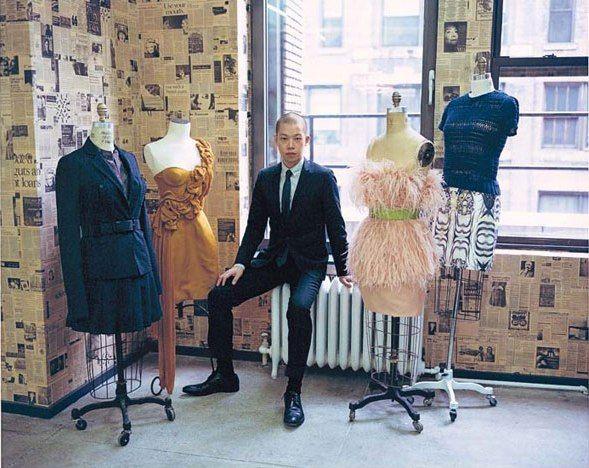 Jason Wu's New york offices