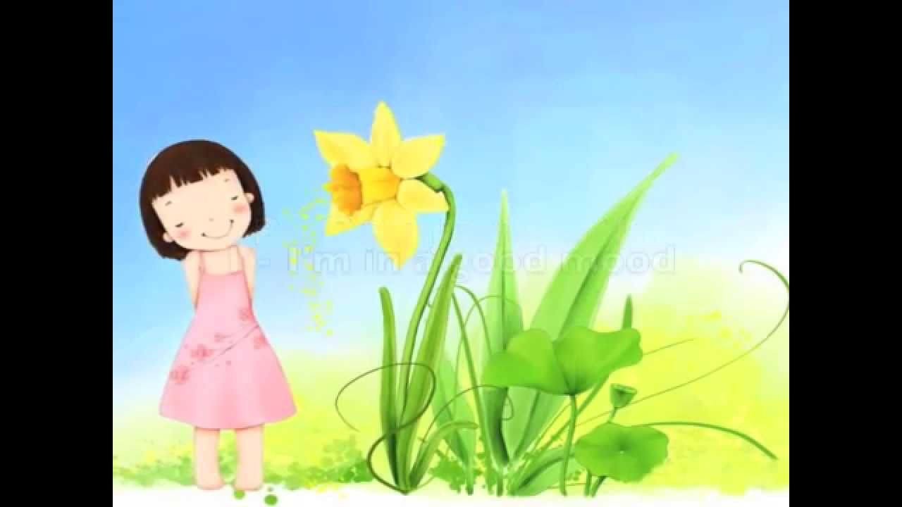 Happy song about spring. Sing, dance -let the joyful feeling out! SPRING!!!