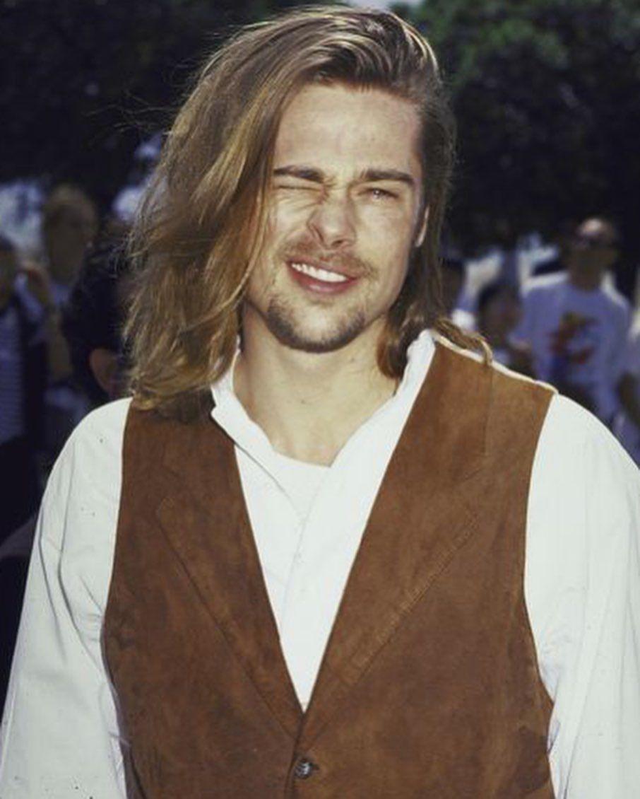 Pin On Brad Pitt 90s