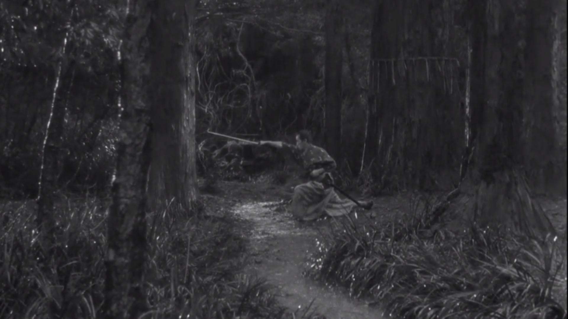 Composing Kurosawa An Exploration Of Movement In The Movies Of A Master Akira Movie Scenes Samurai