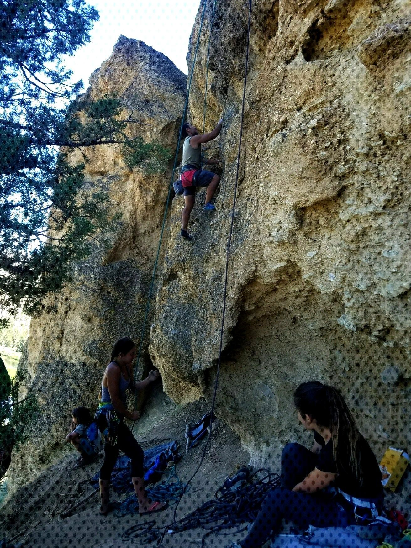 Learn How to Rock Climb Complete Guide To Getting on the Wall • Nomads With A Purpose