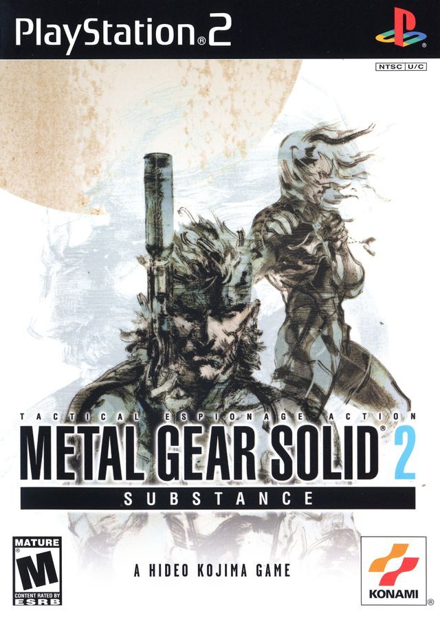 23++ Mgs2 cover information
