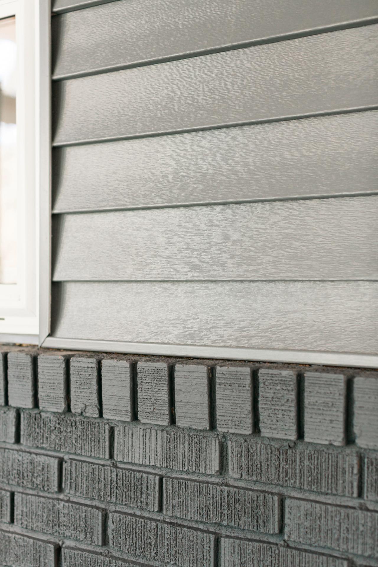 Top Six Exterior Siding Options Painted Brick Exteriors Exterior Siding Options Brick Exterior House