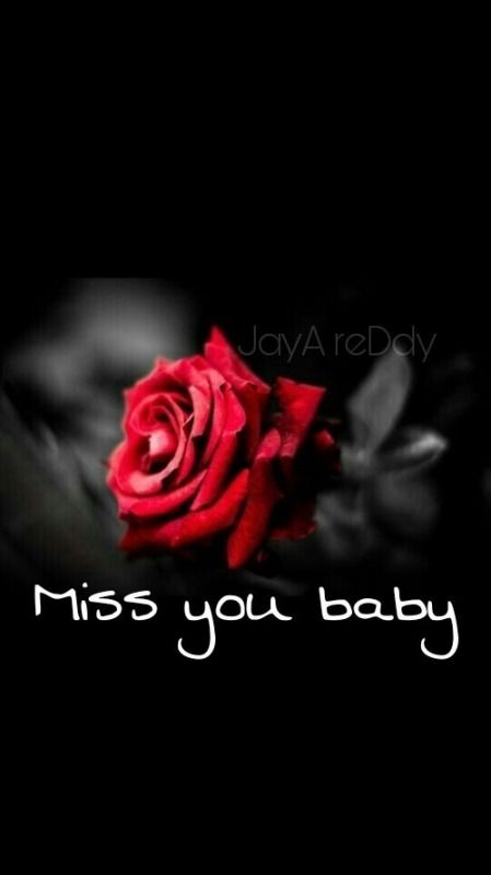 Miss You Baby
