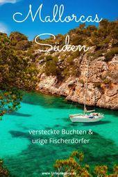 El sur de Mallorca está lleno de contrastes El sur de Mallorca es mucho más que solo …