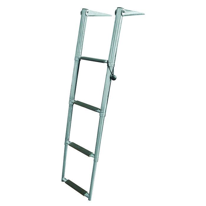 Jif 4 Step Slide Mount Ladder Dmx4s Boat Parts For Less Ladder Mounting Slide