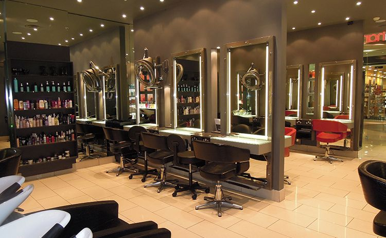 Pictures Ofhair Salons Canary Wharf Hairdressers Hair
