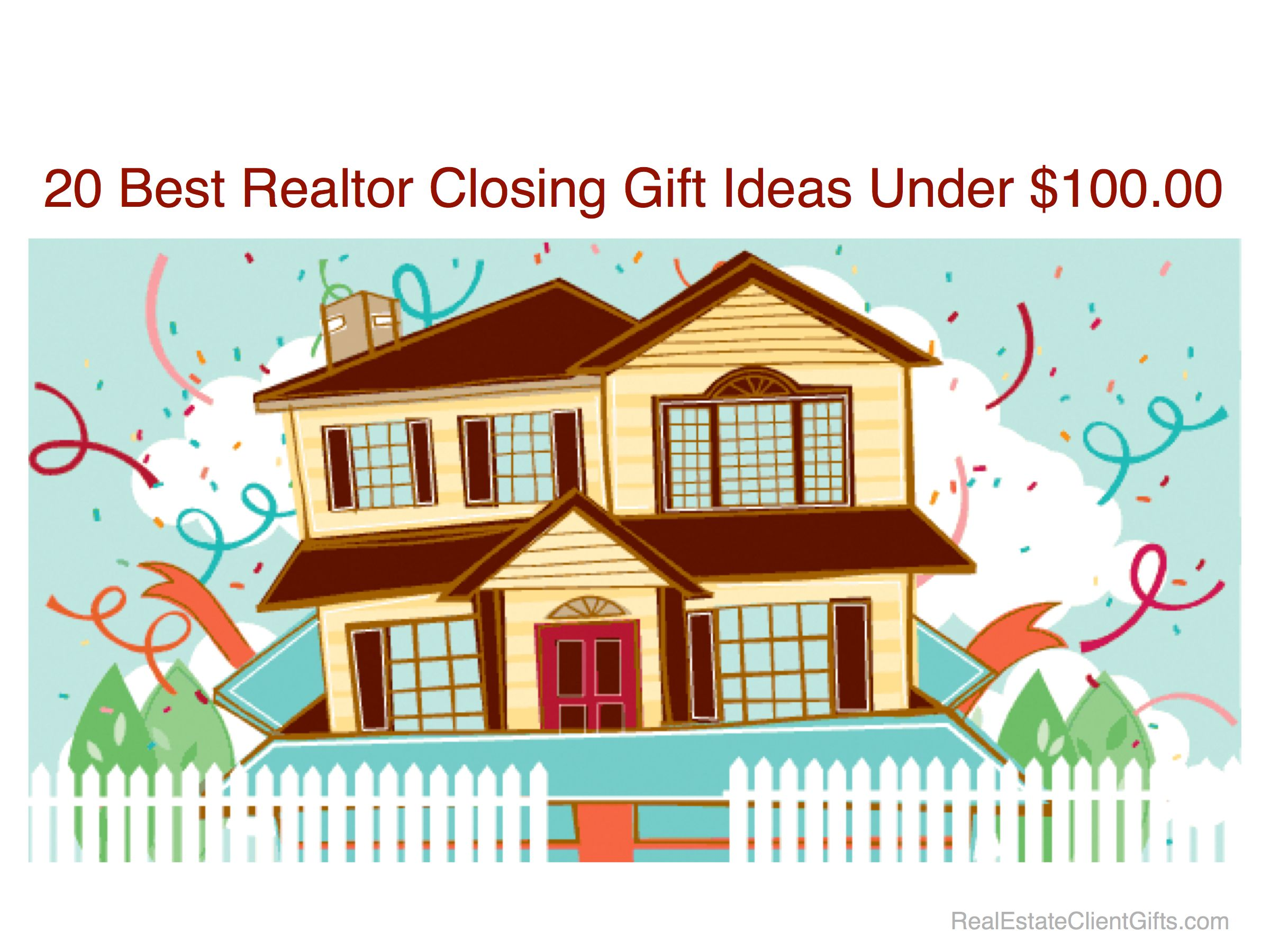 High End Housewarming Gifts Best Realtor Closing Gift Ideas Under 100 00 Real