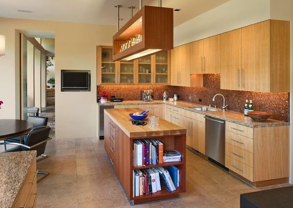 hanging kitchen cabinets aid mixer cover cabinet above island wood countertops dream