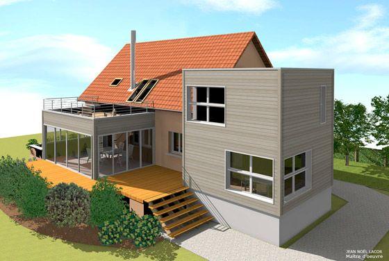 Fabuleux extension terrasse - Recherche Google | Idées travaux | Pinterest  IG87