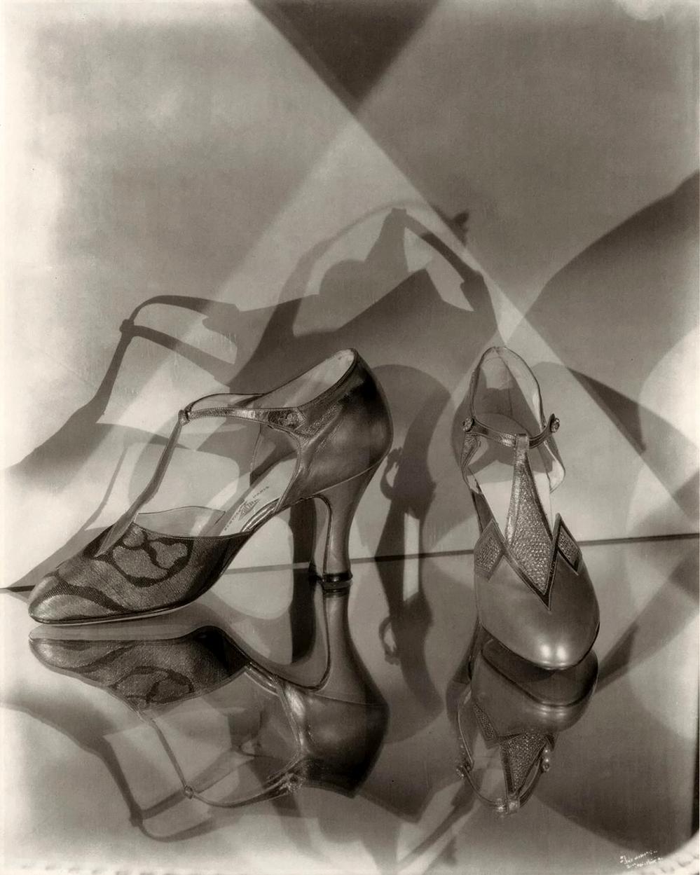 Edward Steichen shoe photography