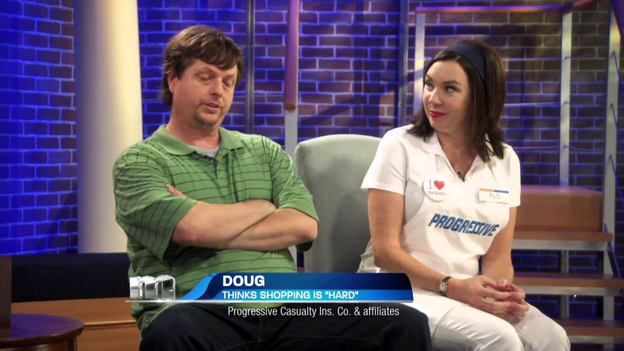 Talk Show Progressive Insurance Commercial Progressive
