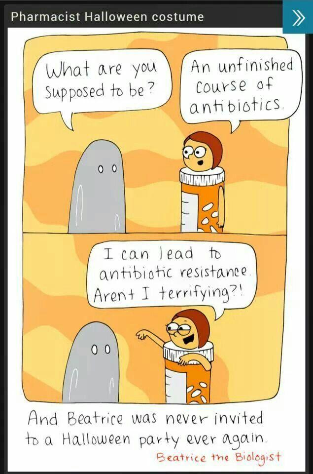 Pharmacy Halloween Costume Biology Jokes Science Jokes Nerdy Jokes