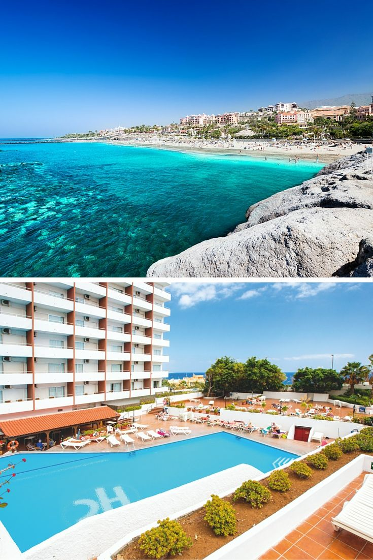 7 Nights All Inclusive In Tenerife From Only 210 Per Person Bargain Tenerife Best Hotels Canary Islands