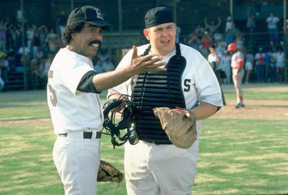 Richard Pryor And John Candy Brewster S Millions Baseball Movies John Candy Richard Pryor