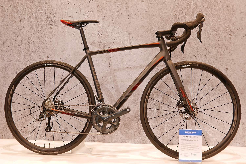 Koga Colmaro Race Aluminum Disc Brake Endurance Gravel Road Race Bike Complete Jpg 1500 1000 Racing Bikes Road Racing Koga