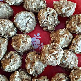 Lean Green Mama Machine: Healthiest Oatmeal Cookies EVER