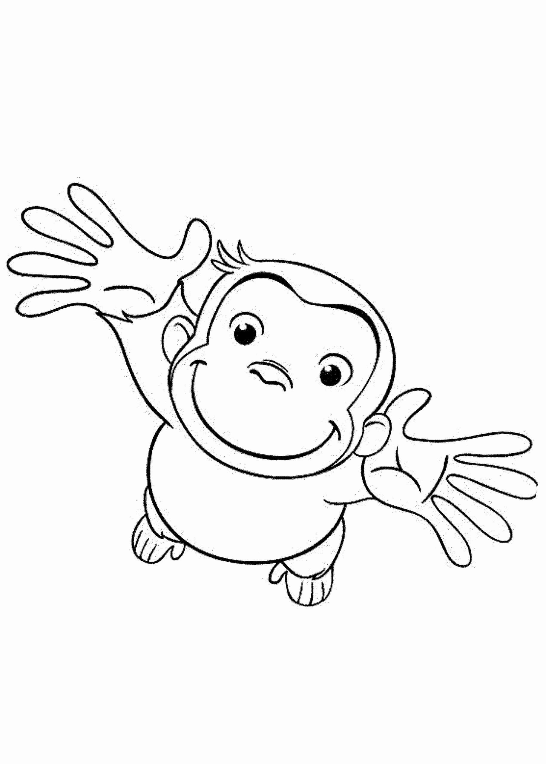 - √ 27 Best Coloring Books For Toddlers In 2020 Curious George