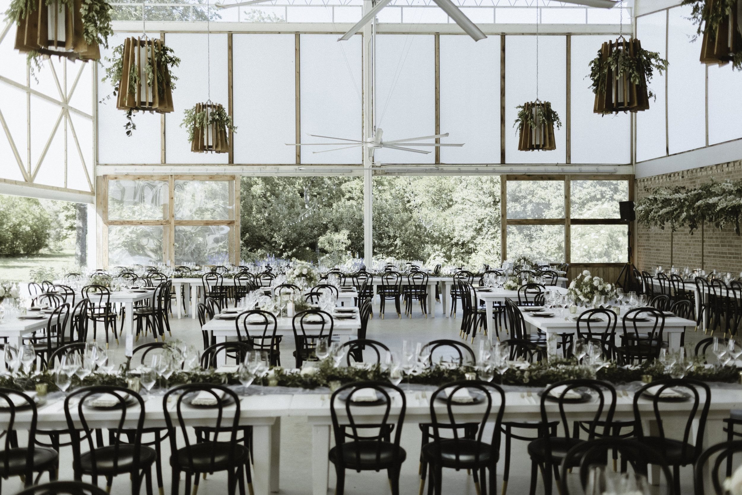 Stems Floral Design Event Styling Wild Sky Events Sarah Falugo Weddings Barr Mansion Birch And Brass Rentals Jolie And Comp Wedding Reception Decorations Wedding Chairs Event Styling