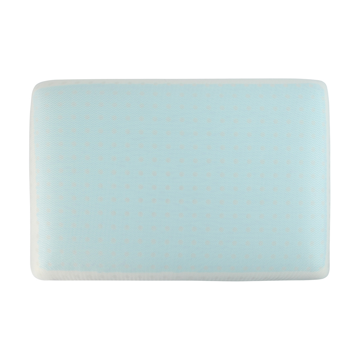 Cooling Gel Pincore Memory Foam Pillow Medium Profile Foam