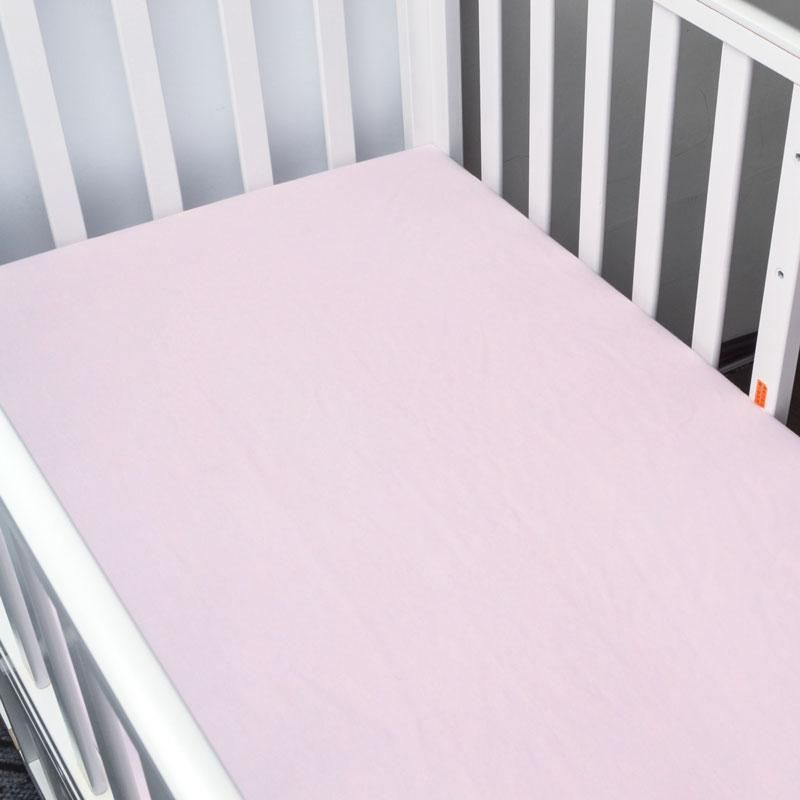 Fitted sheet Plain sheet FOR BABY Fitted Crib Sheet