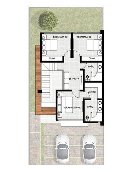 Creato Architectural House Plans Duplex House Design Architecture Plan