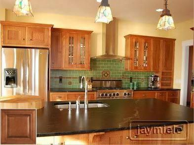 DIY - what color countertops with honey oak cabinets and black appliances.  #oakkitchencabinets #homeideas #honeyoakcabinets DIY - what color countertops with honey oak cabinets and black appliances.  #oakkitchencabinets #homeideas #honeyoakcabinets
