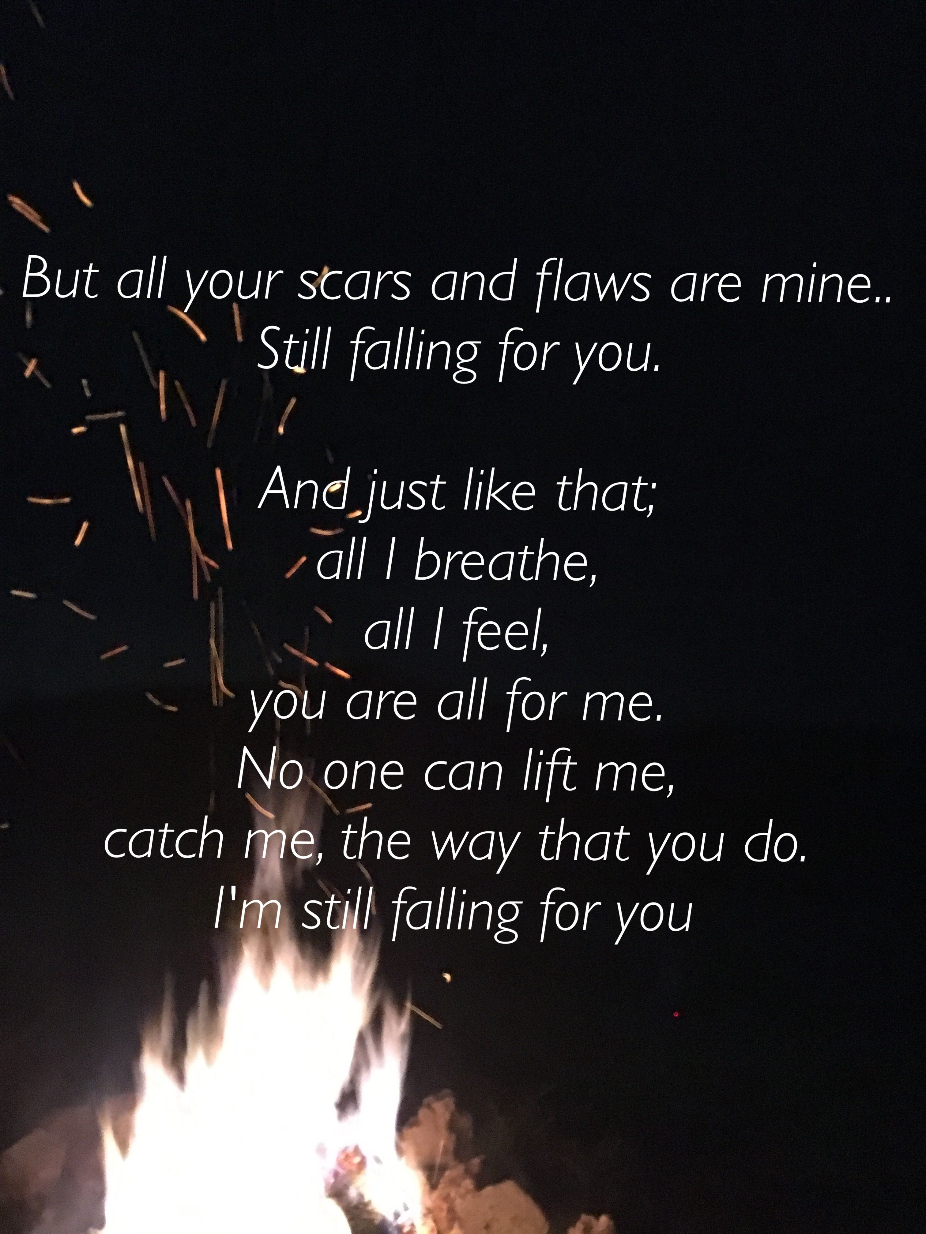 Four Love Songs Ellie Goulding Lyrics