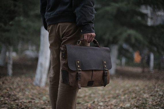 leather messenger bag, mens messenger bag, messenger bag, shoulder bag, mens briefcase, mens handbag, womens handbag, womens briefcase, womens messenger bag, shoulder bag, christmas gift, gift for her, gift for him, canvas messenger bag