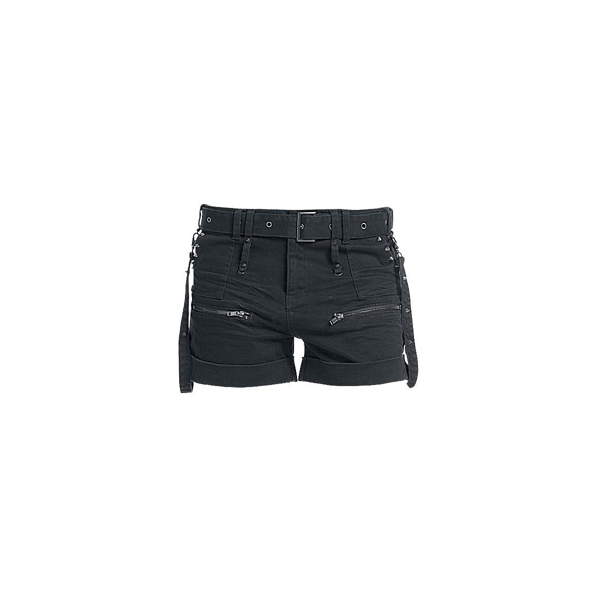 Black Premium by EMP Hotpants -Studded Hotpants- -- Kjøp nå hos EMP -- Mer Rock wear Hotpants tilgjengelig online - Uslagbare priser!