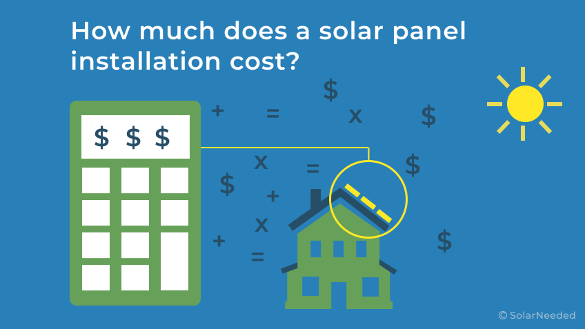 How Much Do Solar Panels Cost In The U S In 2020 Solar Panel Cost Solar Panels Solar Panel Installation