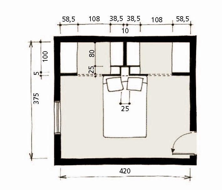 Chacun son dressing le plan d co pour la maison pinterest chambres parental et chambres - Plan chambre avec dressing ...
